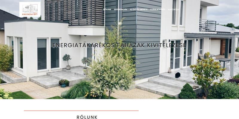 A sofijadesign.hu honlap nyitóképe.